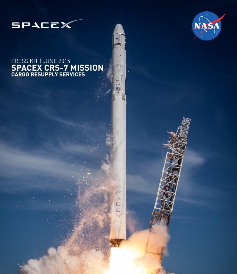 Falcon 9 v1.1 (CRS-7) - 28.6.2015 [Echec] Screen72