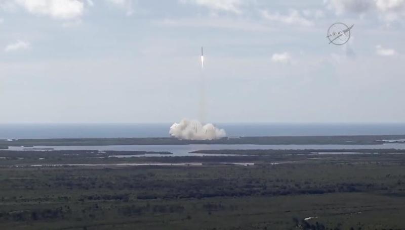 Falcon 9 v1.1 (CRS-7) - 28.6.2015 [Echec] - Page 2 Screen78