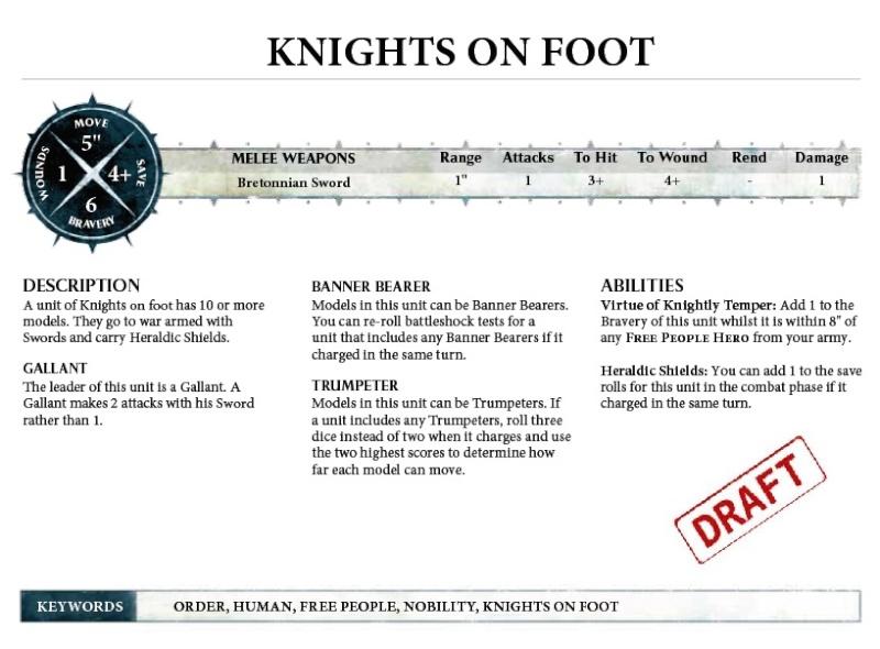 Bretonnians - Bringing Back the Past Knight10