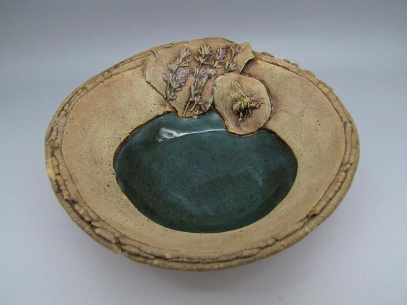 Earthy Studio Pottery Bowl help ID Please Beepot11