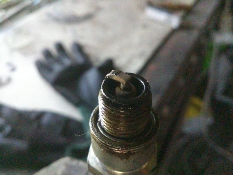 Piston endommagé moteur morini paloma rush Dsc_0017