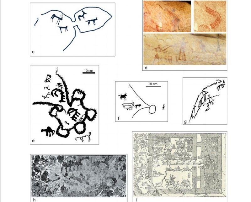 Formes géometriques désert Arabie Saoudite - Page 2 Cerfs_10
