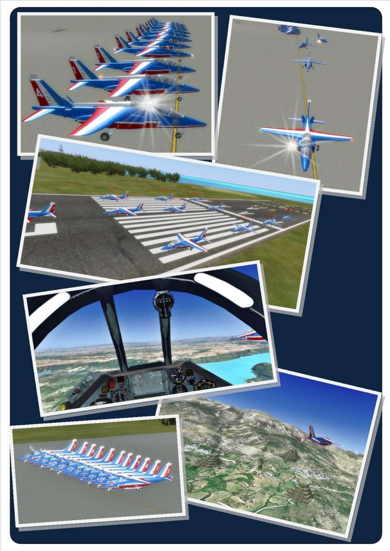 patrouille Alpha jet anni FSX - FRANCE Compos10