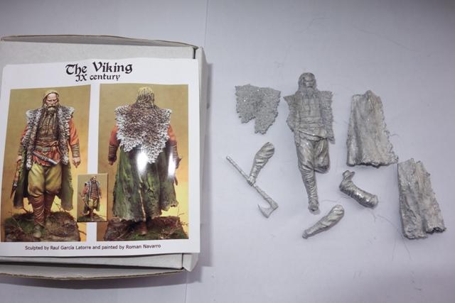 The Viking - IX century Vorste14