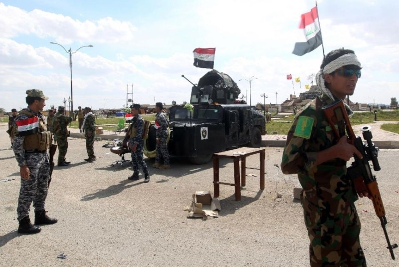 Peace Brigades and Brigades of the Popular Defense patches Al-ala10