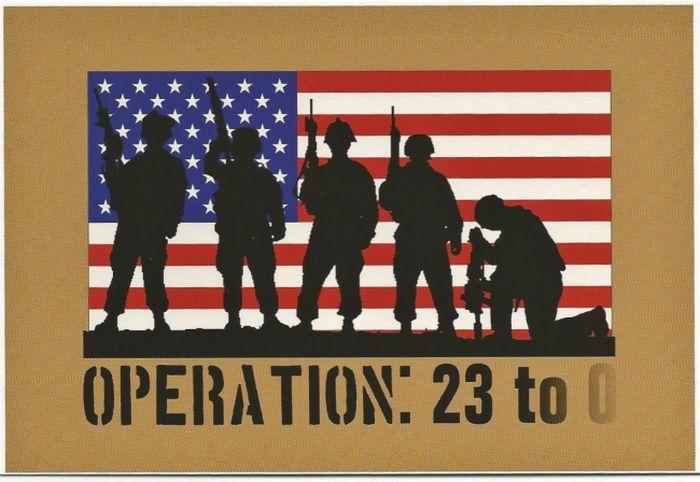 OPERATION: 23 TO 0 Operat12