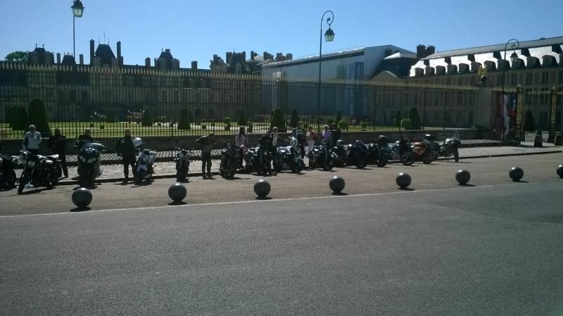 Journées Nationales Moto et Motards Fontainebleau [77] - Page 3 10989410