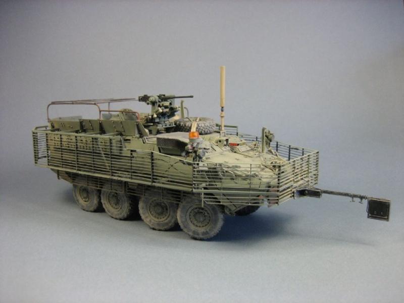 "[Revell 1/72 + scratch] Humvee ""Irak war"" et son convoi.... 40751910"
