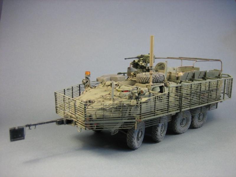"[Revell 1/72 + scratch] Humvee ""Irak war"" et son convoi.... 40752010"