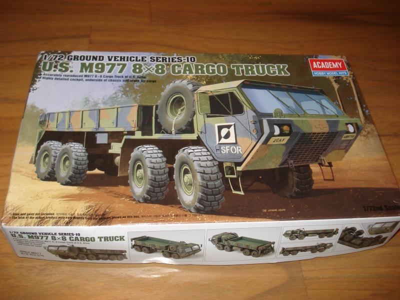 "[Revell 1/72 + scratch] Humvee ""Irak war"" et son convoi.... Dsc00013"