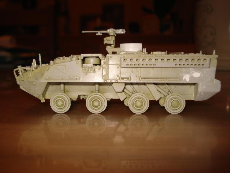 "[Revell 1/72 + scratch] Humvee ""Irak war"" et son convoi.... Dsc00016"