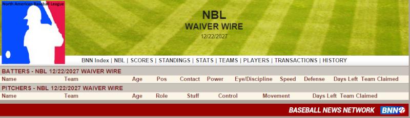 Waiver Wire Untitl22
