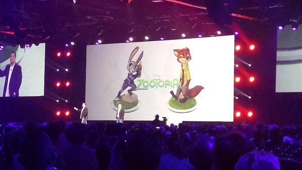 [Walt Disney] Zootopie (2016) - Sujet d'avant sortie - Page 13 11755510