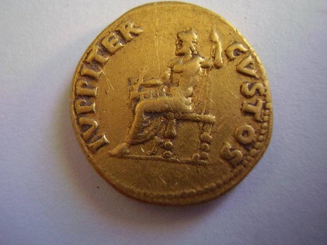 Ma plus belle romaine,neron en or 00710