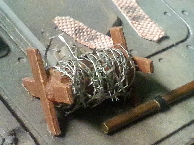 making your own barbed wire  20150616