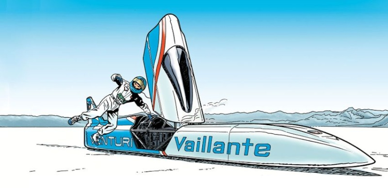 FIA Formula E Championship @FIAformulaE - Page 2 Voltag10