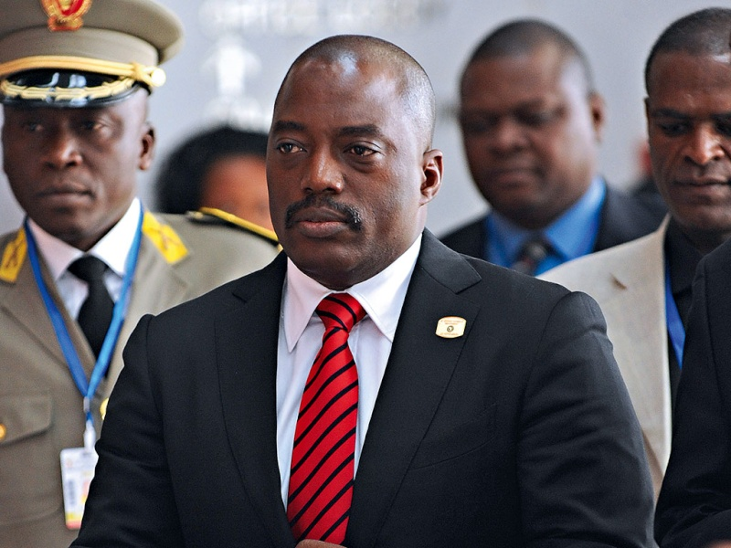 Democratic Republic of Congo becomes Africa's unexpected success story Congo-14