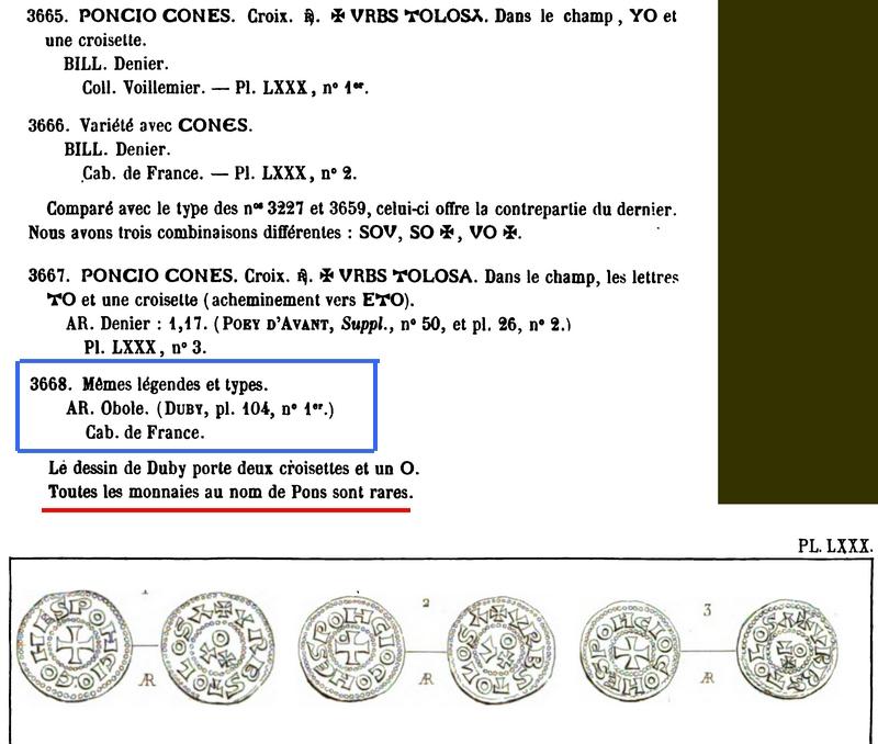 Identifier pièce rare Maestr12