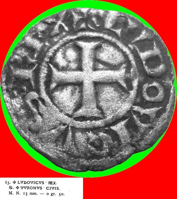 Question au sujet d'une obole tournois de Louis IX : poids intrigant ! Maille10