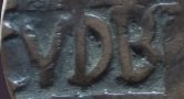 Napoleon III contremarque à identifier Niii10