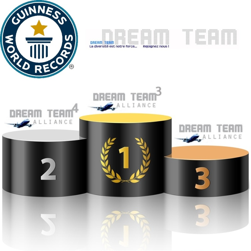 Dream Team Alliance - Portail Podium13