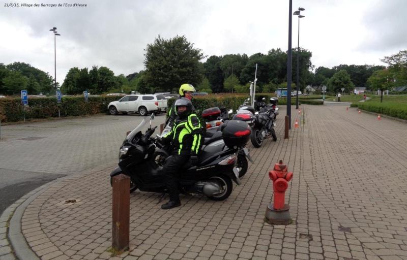 Encore un CR en retard, celui du 21/6/15, +/- 150 km dans le sud du Namurois 110