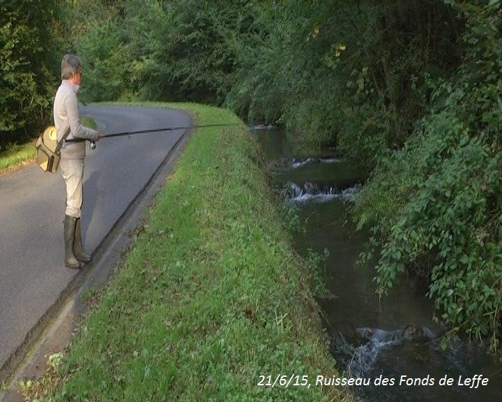 Encore un CR en retard, celui du 21/6/15, +/- 150 km dans le sud du Namurois 2810