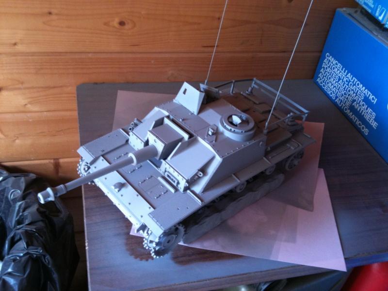 HENG LONG Stug III Sdkfz_12