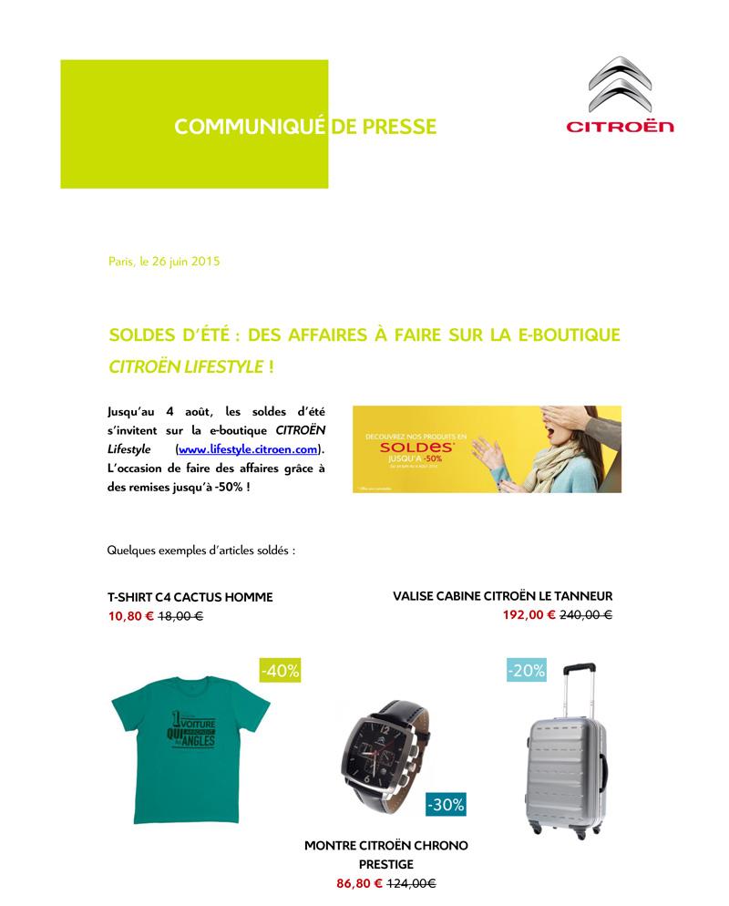 [INTERNET] Boutique Citroën Lifestyle Cp_sol10