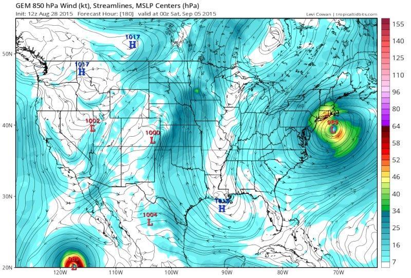 *BLOG* Tropical Storm Erika - Page 7 18010
