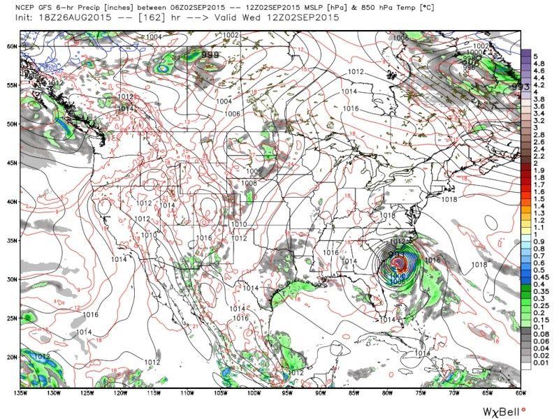 *BLOG* Tropical Storm Erika 18z_gf10