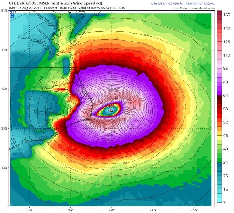 *BLOG* Tropical Storm Erika - Page 5 18z_gf11