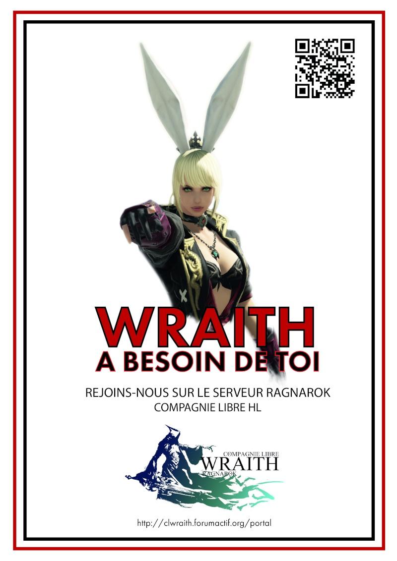 Compagnie libre Wraith - Portail Wraith12