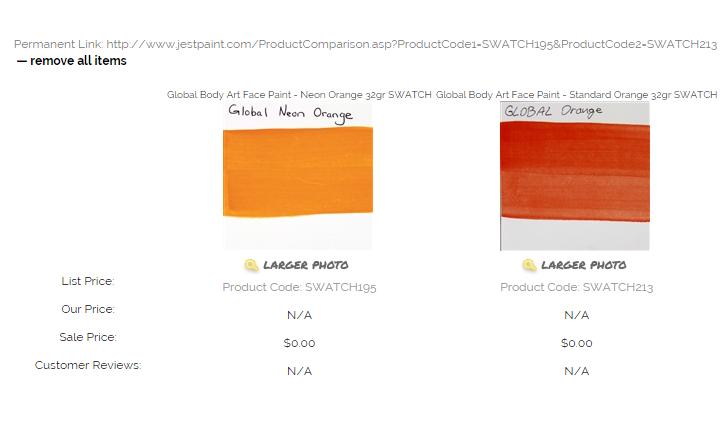 Global orange comparison Screen11