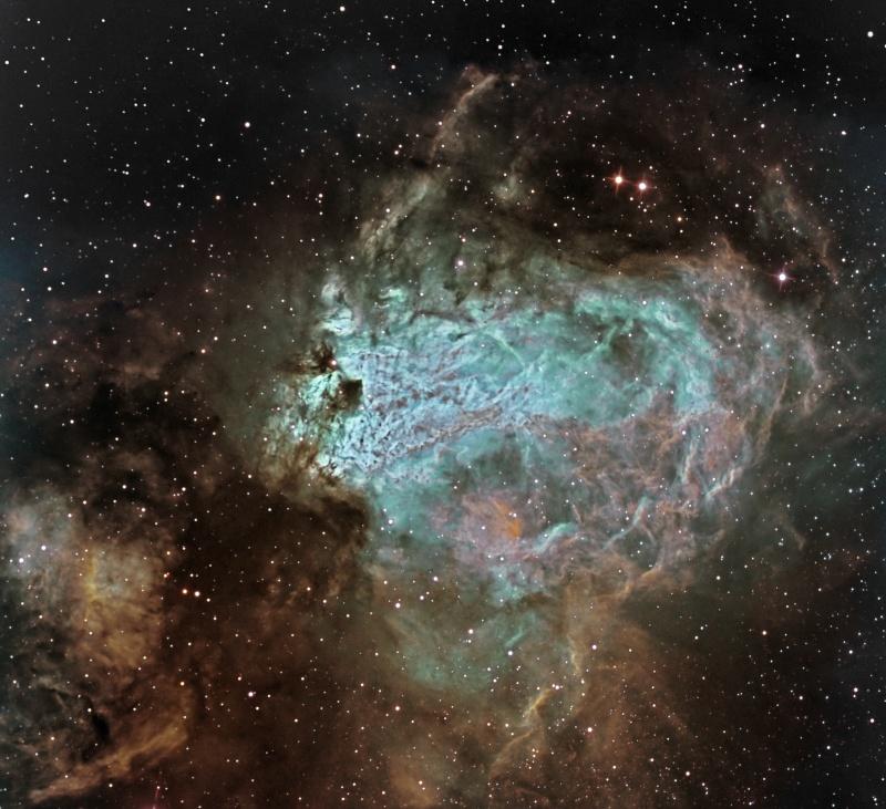 M17 Omega Nebula Sho_m111