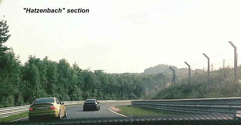 My Nürburgring Nordschleife experience ;-) Pic610