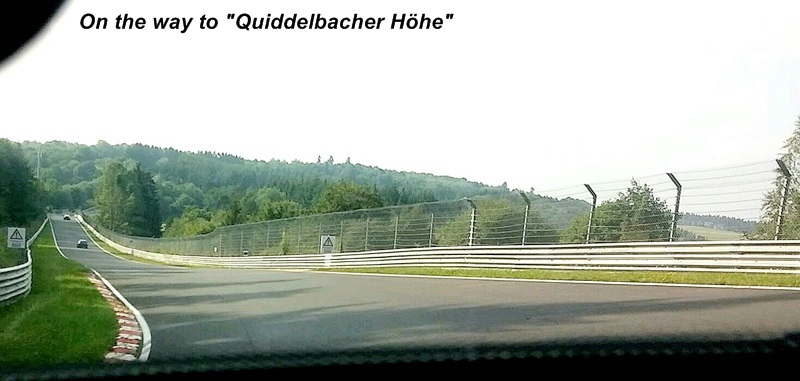 My Nürburgring Nordschleife experience ;-) Pic710