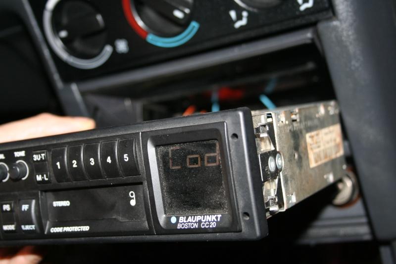 Probleme autoradio Blaupunkt Boston CC20 d'origine d'une 405 Img_5915