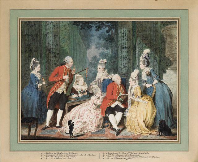 Succession du comte et de la comtesse de Paris aux enchères (1 et 2) Aqurel10