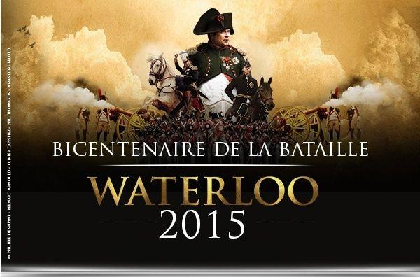 Bicentenaire de la bataille de Waterloo, 1815 - 2015 Captur10