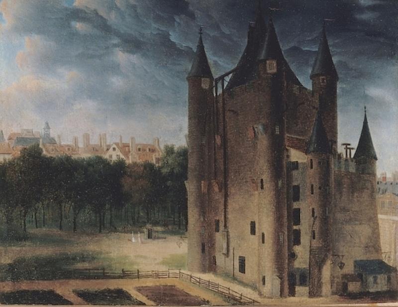La famille royale à la prison du Temple : plans et aménagements - Page 2 Le_don10