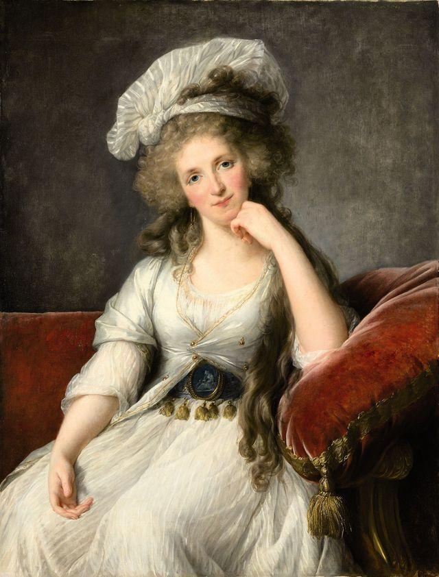 Succession du comte et de la comtesse de Paris aux enchères (1 et 2) Portra10