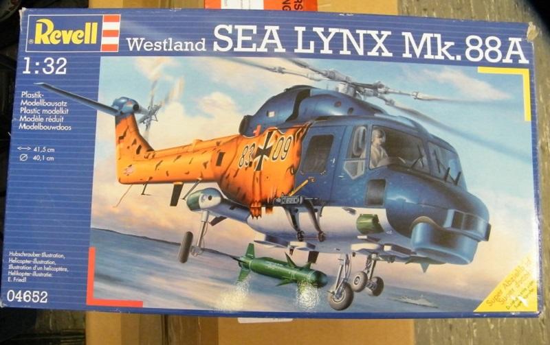 Revell SEA LYNX MK.88A 1:32 Hauptb10