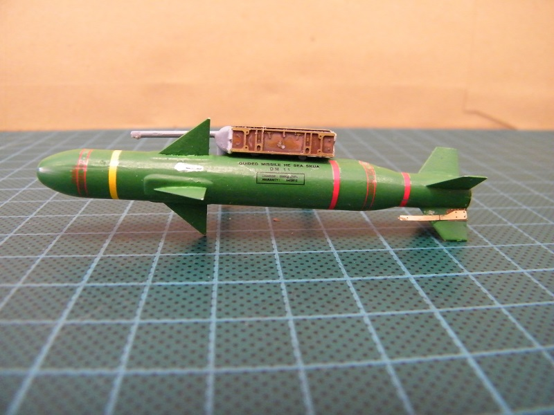 Revell SEA LYNX MK.88A 1:32 Waffen11