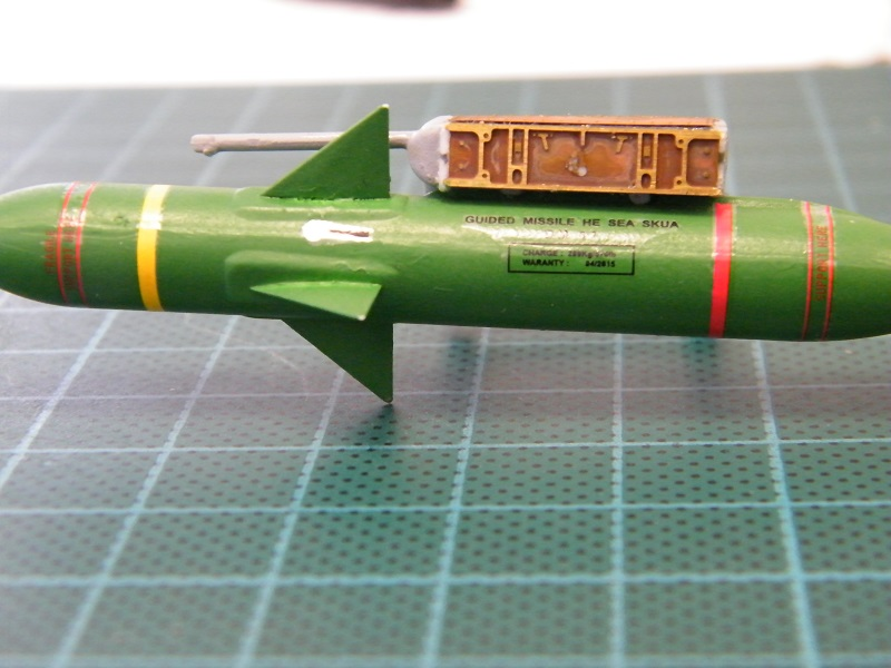 SEA LYNX MK.88A / Revell, 1:32 Waffen13