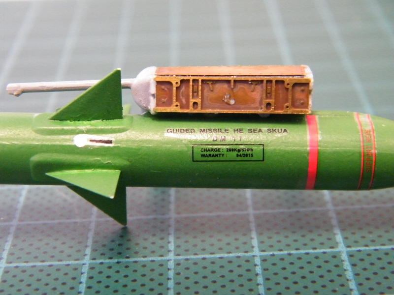 Revell SEA LYNX MK.88A 1:32 Waffen14