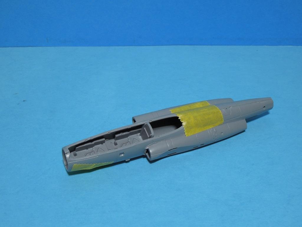 Fouga CM-175 Zéphyr-Spécial Hobby-1/72° (terminé) Dscn8913
