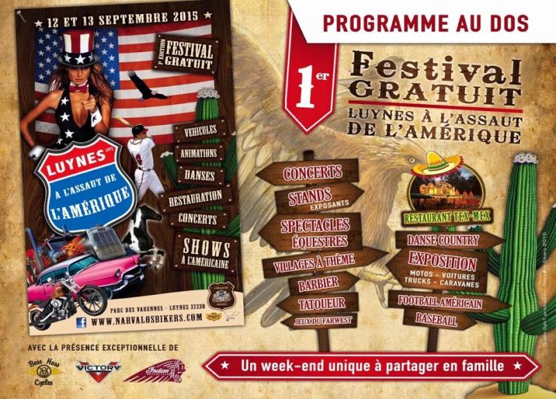 Festival américain en Touraine 11350511
