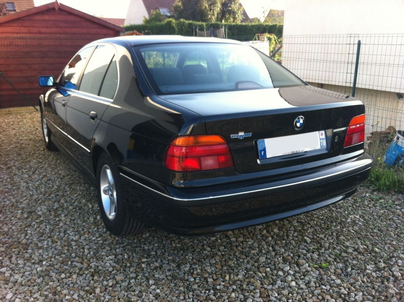 BMW 523I 6 cylindres 170 ch 110