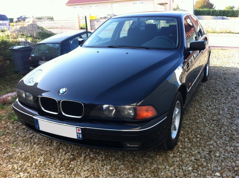 BMW 523I 6 cylindres 170 ch 210